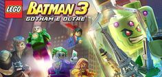 #LEGO #Batman: #Gotham e Oltre - disponibile per #iPhone e #Android  http://xantarmob.altervista.org/?p=33009   #DCcomics #arcade #games