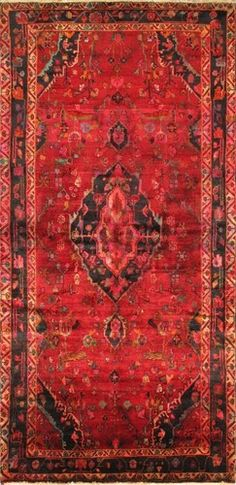Hand-knotted Persian x Touserkan Wool Rug Rugs On Carpet, Carpets, Magic Carpet, Persian Rug, Fabric Art, Wool Rug, Bohemian Rug, Sweet Home, French Interiors