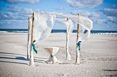 private beach wedding - Google Search