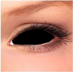 Black Sclera Contact Lenses – Red, White Sclera Eye Contact Lenses