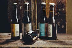 The Graff Beer design family — The Dieline - Branding & Packaging