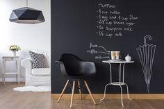 Crea espacios #modernos, #elegantes y muy funcionales con Pintura #Pizarrón. #BienHecho