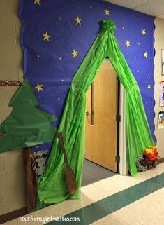 Teacher Appreciation Week-Camping Theme