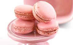 Simple Strawberry Macaroons - The Relaxed Homeschool