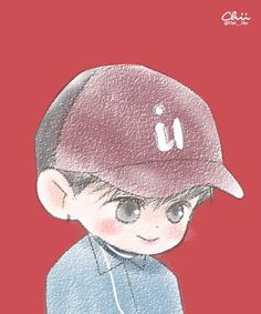 Lucky One - Suho Fanart Cr: Chii___iihc Exo Kokobop, Baekhyun, Exo Lucky One, Exo Cartoon, Exo Anime, Exo Album, Exo Fan Art, Kpop Drawings, Fandom