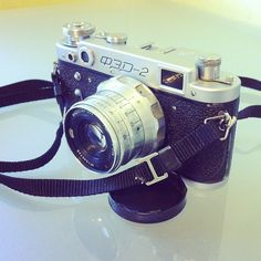 One of my favorites: FED-2 Camera. Have it with me very often. And winter city shots are amazing with this camera, resurrecting real atmosphere of 1960s! #fed-2 #fed2 #lomo #lomography #camera #cameras #hipster #filmcamera #lomocamera #analog #analogue #film #35mm