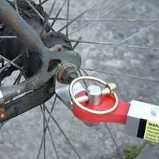 Resultado de imagen para bicycle trailer hitch