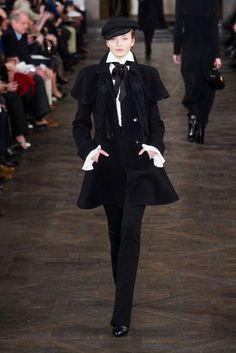 Ralph Lauren Review | Fashion Week Fall 2013-Better in this section than Fashion, a classic