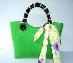 Native Bag Berry - Groen