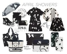 """April Showers N. 1"" by martinambf ❤ liked on Polyvore featuring Marc by Marc Jacobs"