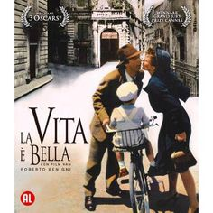 La Vita E Bella (Blu-ray) (Blu-ray), Sergio Bini Bustric Movies To Watch, Good Movies, Donnie Brasco, Saving Private Ryan, The Shawshank Redemption, Dvd, Oscar, Drama Movies, Jodie Foster