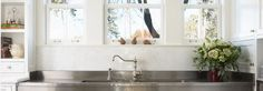Stainless Sink...Traditional Kitchen Lead Pencil, Stainless Sink, Traditional Kitchen, Primitive Kitchen