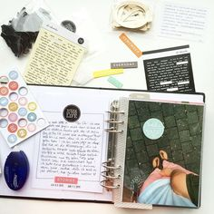 When it comes to my monthly minialbums Project Life 6x8, Ali Edwards, From Where I Stand, Minis, Overlays, Things To Come, Scrapbook, Paper