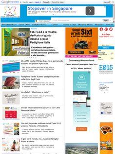 www.newsexpo2015.eu, lo puoi leggere comodamente anche dal tuo tablet. News, eventi, opportunità di lavoro da Expo 2015.