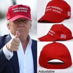 Make America Great Again Hat Donald Trump Cap GOP Republican Adjust Mesh  Baseball Cap patriots Hat Trump for president 0d014b2d22da