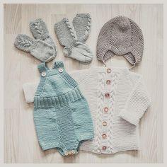 BRUGÐIÐ - HEIMFERÐARSETT – Petit Knitting