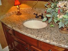 Merveilleux Granite Bathroom Countertops | Granite Bathroom Countertops | SCI   Surface  Center, Shawnee, KS