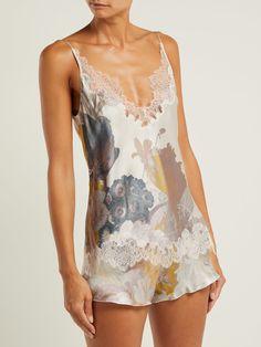 Silk Evening Gown, Evening Dresses, Silk Sleepwear, Nightwear, Silk Chemise, Edwardian Fashion, Glamour, Pajamas Women, Lounge Wear