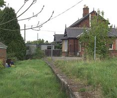 Disused Stations: Forge Valley Station Disused Stations, British Rail, Abandoned Buildings, Yorkshire, Planes, Trains, Transportation, Ships, Cabin