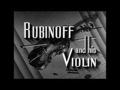 Hollywood nineteen thirties would hardly have been the same without the masterful violinist and conductor David Rubinoff and His Violin. Dark Eyes, Conductors, Violin, David, Hollywood, Movie Posters, Movies, 2016 Movies, Film Poster