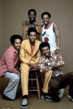 Dennis Edwards from The Temptations dies at age 74 - Musik