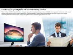 NEW Samsung S32E590C 31.5-Inch Curved Screen LED-Lit Monitor gets Reviewed