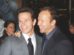 Donnie Wahlberg Gets Emotional Speaking About His Brother�Mark