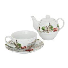 Service à thé individuel London