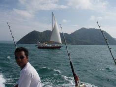 Yachtcharter auf Phuket