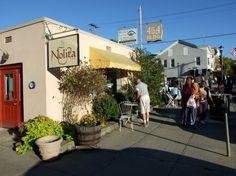 Nolita Cafe in Hudson, NY.