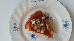 Nigellan luontaisesti gluteeniton omena-mantelikakku