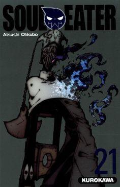 Soul eater, Vol. 21.  Manga
