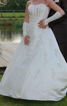 ♥ Traumhaftes Brautkleid von Sincerity Bridal ♥  Ansehen: https://www.brautboerse.de/brautkleid-verkaufen/traumhaftes-brautkleid-von-sincerity-bridal/   #Brautkleider #Hochzeit #Wedding
