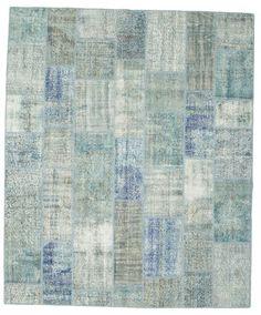 Patchwork tapijt 252x303