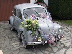 voiture vintage mariage - Recherche Google