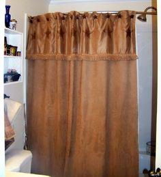 Rustic Star Christmas Ornament | Shower Curtain A Rustic Texas Lone Star