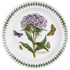 Portmeirion Botanic Garden Plate, Sweet William