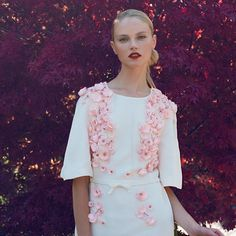The Best of Resort: #PowerFlorals edition! #preo the very best of the resort trunkshow florals like this Giambattista