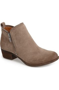 8a5de9e4cd90 Lucky Brand  Bartalino  Bootie (Women) available at  Nordstrom Lucky  Clothing