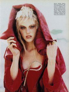 Vogue Italia Supplement September 1996 Una Poesia Photo Ellen von Unwerth