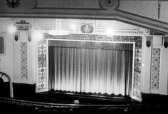 Albury NSW Regent Theatre Dean Street 1940s by FotoSupplies, via Flickr I saw a movie here in about 1952