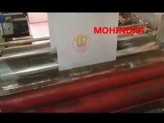 CE Certified  &  ISO 9001: 2008 COMPANY /Fully Automatic paper bag makin...