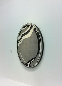 Mirror, roy lichtenstein