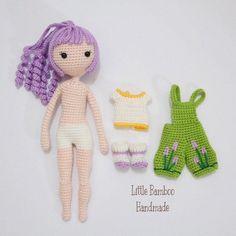 77 Beste Afbeeldingen Van Klein Popje Crochet Dolls Amigurumi