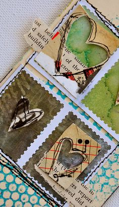 Projects. Great use of scraps; use the positives & negatives... (from original source)