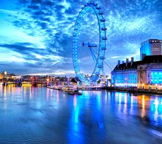 The London Eye @ London via The Fancy