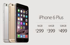 iPhone 6 And iPhone 6 Plus Announced