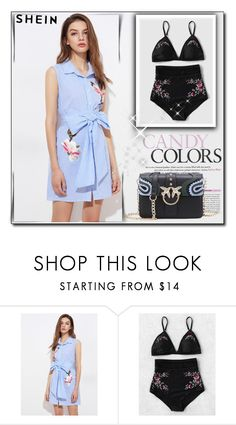 """SheIn 5 / XVII"" by ozil1982 ❤ liked on Polyvore"