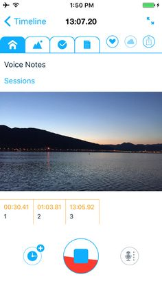 Voice Notes Pro - Recorder Notepad by Lin Fei gone Free