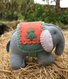 super cute elephant